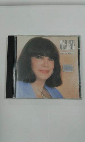 cd marlene - grandes sucessos - bmg