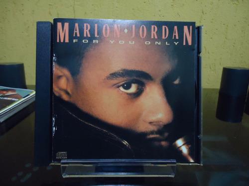 cd marlon jordan - by trekus vintage