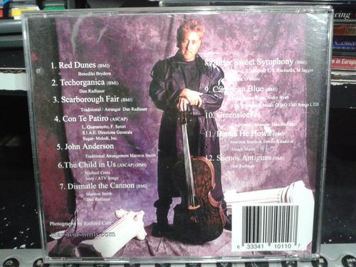 cd - marston smith - live (promoção)