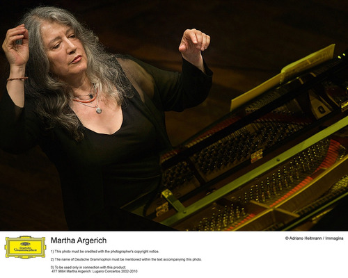 cd : martha argerich - early recordings: mozart beethove...