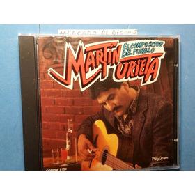 Cd Martin Urieta El Compositor Del Pueblo -1991- -mdqk-