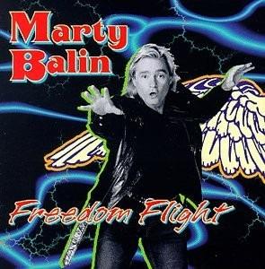 cd marty balin freedom flight - usa