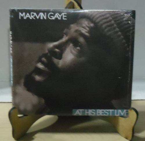 cd marvin gaye at his best  lacrado digipack funk soul blues