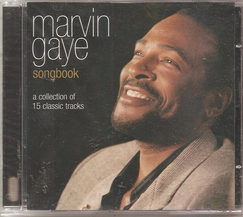 cd marvin gaye - songbook, a collection of 15 classic tracks