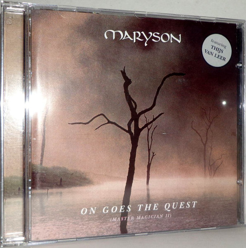 cd maryson - on goes the quest