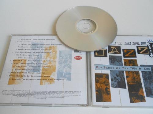 cd masters of jazz - big bands of the 50s & 60s - volumen 4