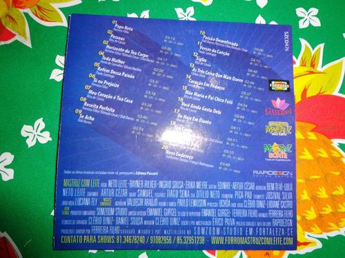 cd mastruz com leite - frete grátis todo brasil