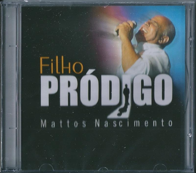 Cd Mattos Nascimento Filho Pródigo .biblos - R$ 19,99 em Mercado Livre