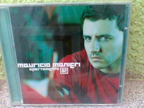 cd mauricio manieri/apartamento 82  -lacrado-  frete grátis