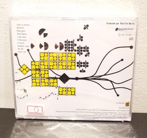 cd maurício negão - todos os versos - original frete 10,00