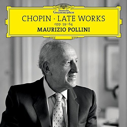 cd : maurizio pollini - chopin: late works: opp 59-64...