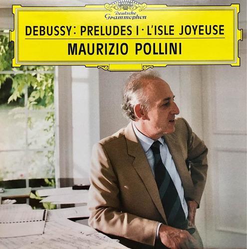 cd maurizio pollini debussy preludes lisle importado