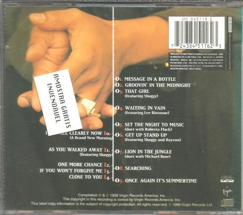 cd - maxi priest - the best of - lacrado