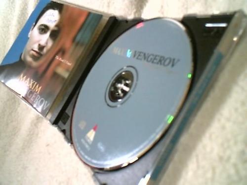 cd ( maxim vengerov - the road i travel ) 1997 (raro)