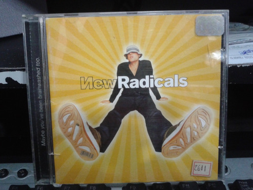 cd - maybe you`ve been brainwashed too - new radicals