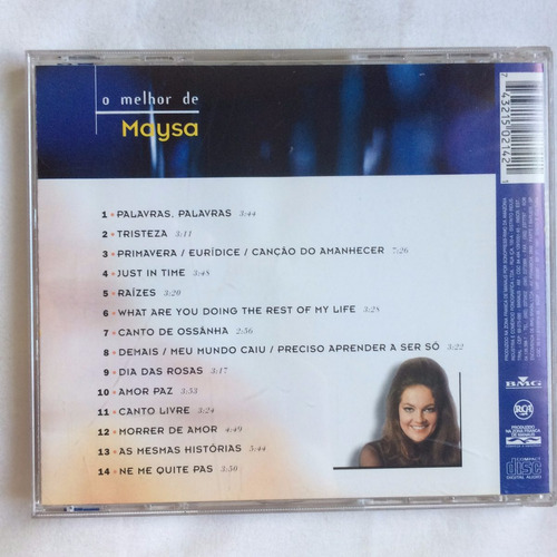 cd maysa ( o melhor ) hbs