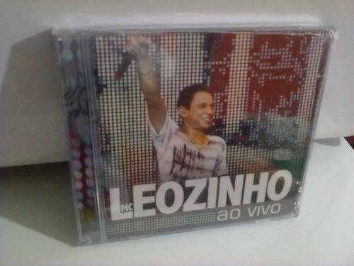 cd mc leozinho @ ao vivo  -2012-  (lacrado)