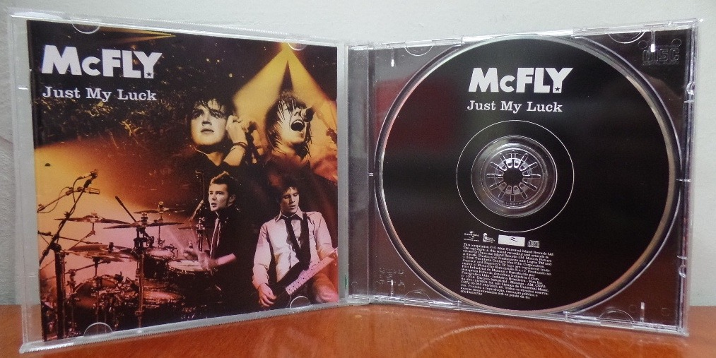 cds mcfly para