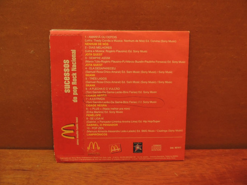 cd mchits sucessos pop rock nacional skank jota quest