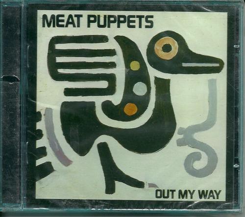 cd meat puppets - out my way - novo lacrado original