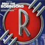 cd meet the robinsons by danny elfman, rufus wainwright, rob