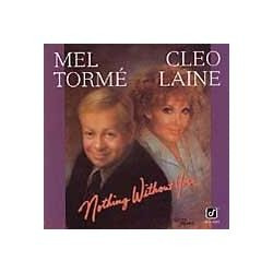 cd mel torme e cleo laine - nothing without you
