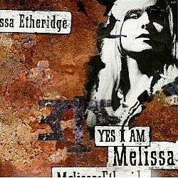 cd melissa etheridge - yes i am (usado/otimo)