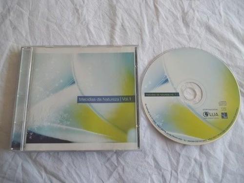 cd - melodias da natureza vol,1 - mpb coletânea