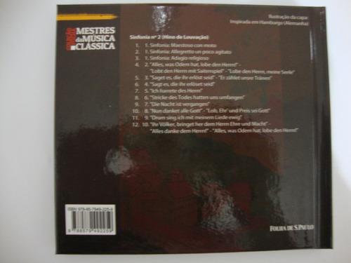 cd mendelssohn mestres da música clássica folha 25 novo