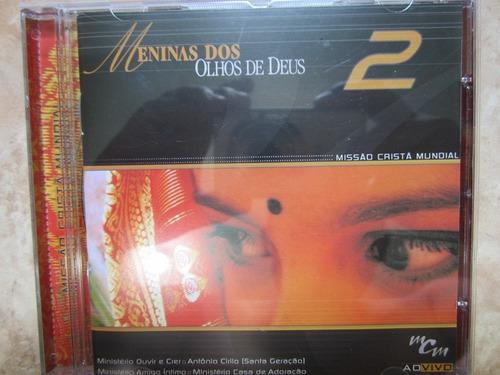 cd meninas dos olhos de deus 2