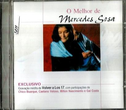O MERCEDES MELHOR CD BAIXAR SOSA DE