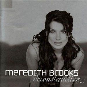 cd meredith brooks - deconstruction