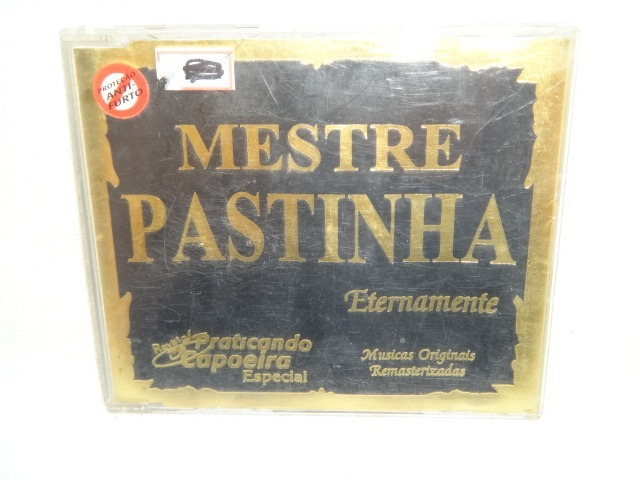 cd pastinha eternamente