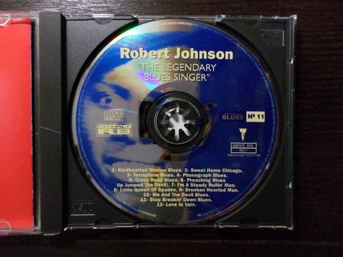 cd mestres do blues nº 11 - robert johnson