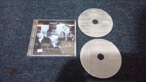 cd metallica garage inc en formato cd,excelente titulo