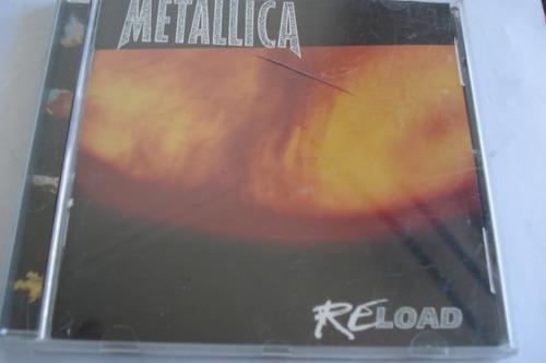 cd metallica reload