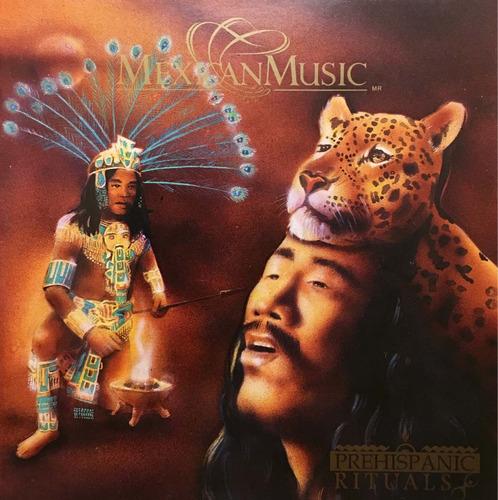 cd mexican music rituales prehispanicos jorge reyes