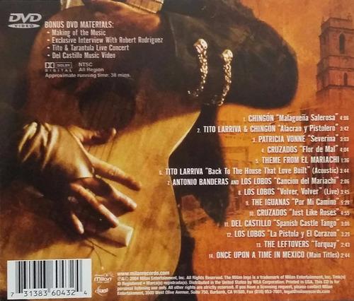 cd mexico and mariachis robert rodriguez cd dvd el mariachi