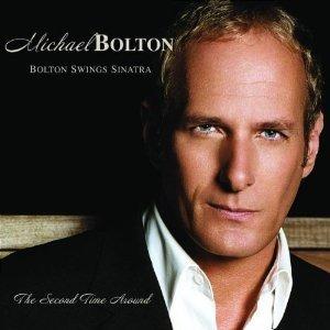cd michael bolton bolton swings sinatra - second time around
