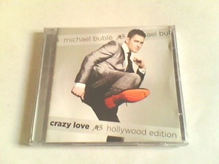 cd michael buble - crazy love - hollywood edition (duplo)