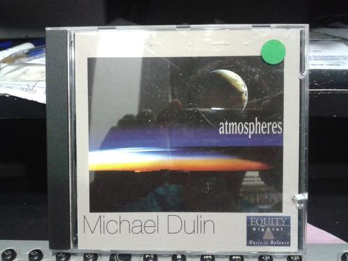 cd - michael dulin - atmospheres (promoção)
