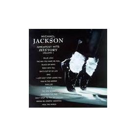 Cd Michael Jackson - Greatest Hits History Vol.1
