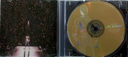 cd michael jackson - greatest hits history - volume 1