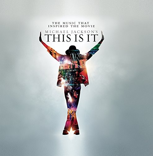 cd : michael jackson - michael jackson's this is it (cd)