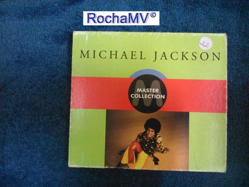 cd michael jackson universal masters collection