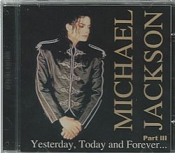 cd michael jackson - yesterday today & forever 3 (novo/lacr)