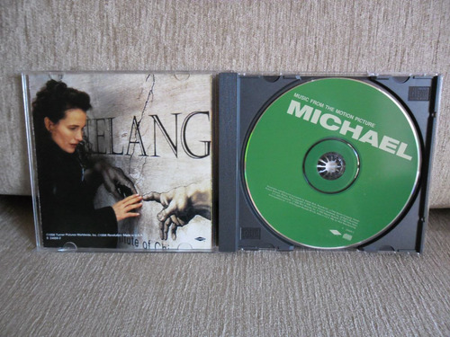 cd michael - music from the motion picture importado