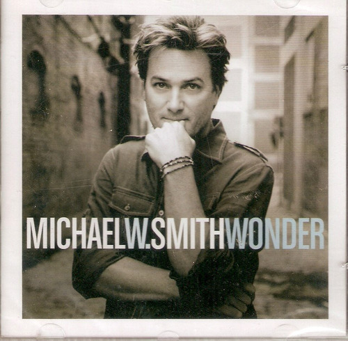 cd michael w. smith - wonder - novo***