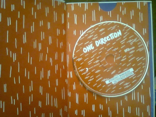 cd midnight memories - one direction