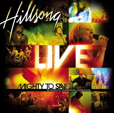cd mighty to save hillsong live original